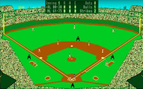 how to play baseball game