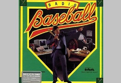 Radio Baseball box