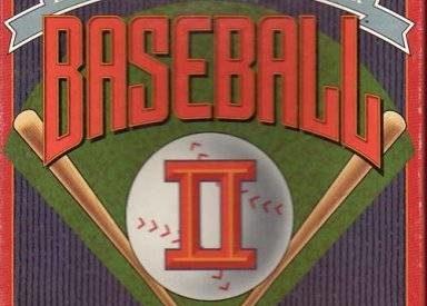 Earl Weaver Baseball II front cover