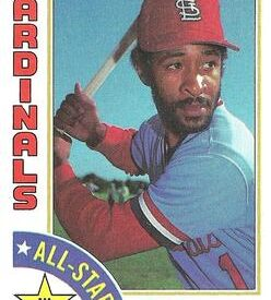 1984 Topps Ozzie Smith All-Star